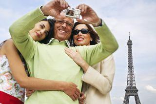 Family travel to Paris